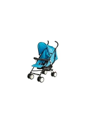 Crystal Baby Crystal Baby 204 Rain Baston Bebek Arabası  Mavi